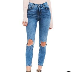 Free People Busted Denim